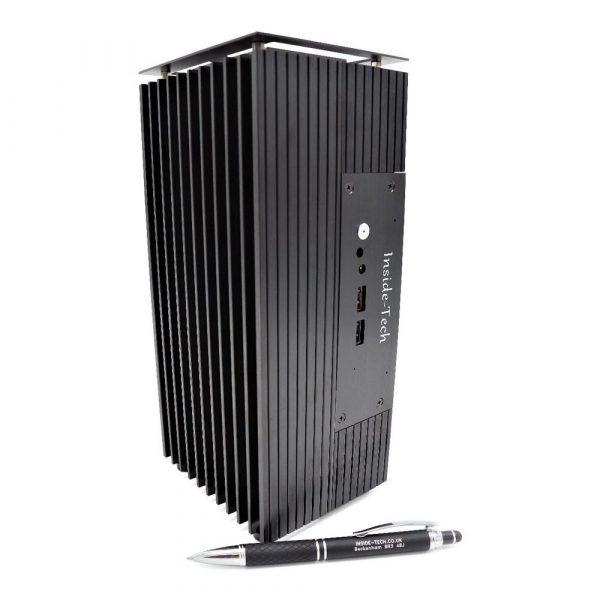 8th Gen Fanless NUC Mini PC Intel i3 - i5 - i7