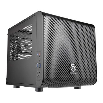 cube silent intel pc 9th gen nvidia powered passive pc