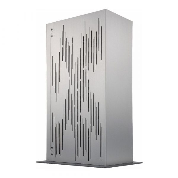 360mm Water Cooled Intel 10th Gen Sliger Vertical Mini ITX Gaming PC MAX i9 10 Cores 5.2GHz
