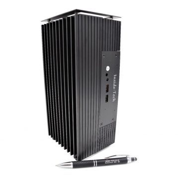 8th GEN Fanless Roon Rock Music Server - Intel i3, i5, i7