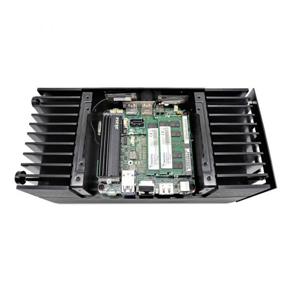8th GEN Fanless Roon Rock Music Server - Intel i3, i5, i7