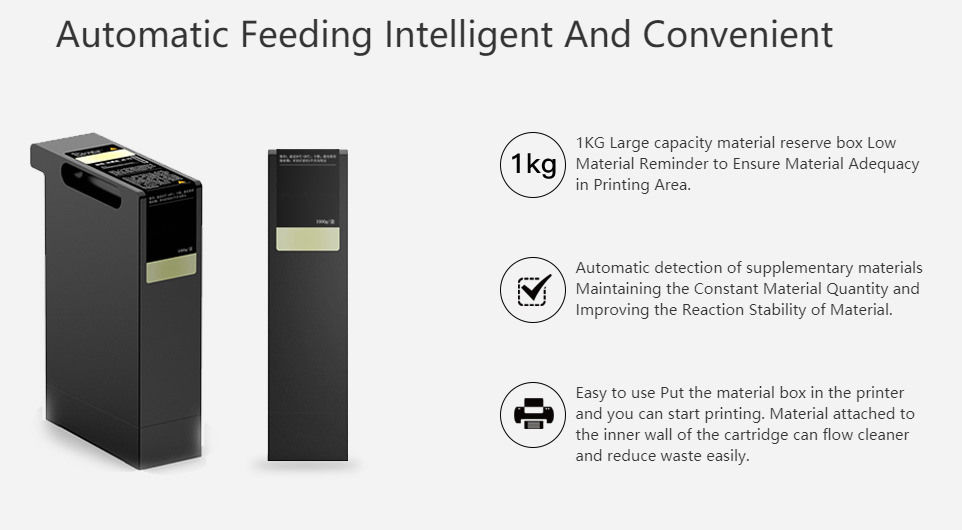 Automatic Feeding Intelligent and Convenient