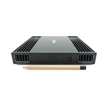 Fanless NUC Mini PC Intel 7th or 8th Gen i3 - i5 - i7