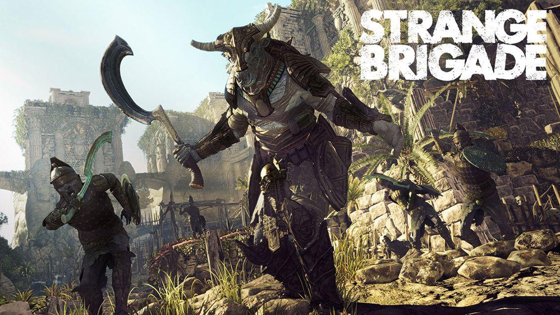 Gaming Strange Brigade