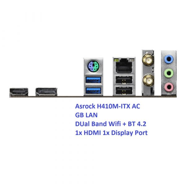 Intel 10th Gen Sliger Conswole Mini ITX Gaming PC MAX i9 10 Cores 5.2GHz