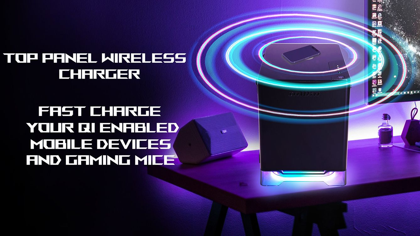 Inwin Fast Charge Devices