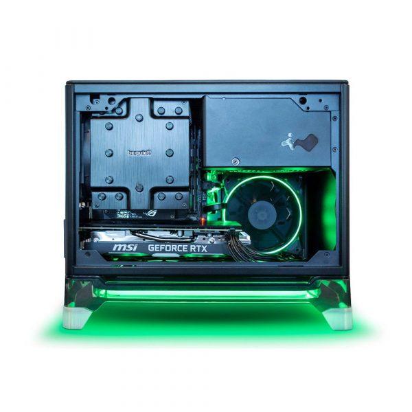Inwin RGB AMD 2nd/3rd Gen Ryzen Pro Gamer Mini ITX PC