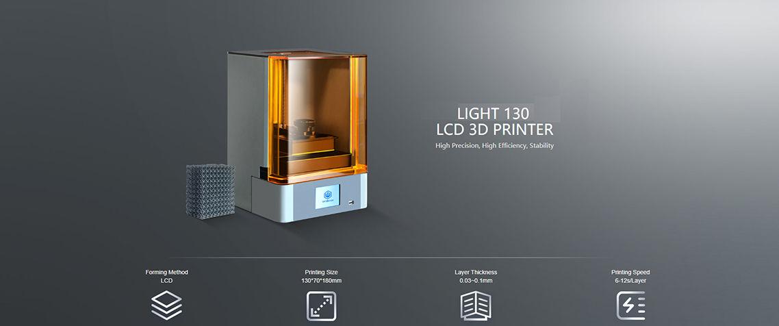 Light 130 LCD 3D Printer