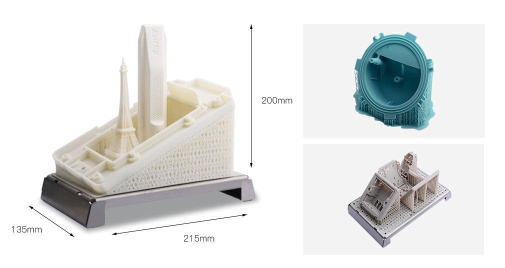 Light 215 LCD 3D Printer