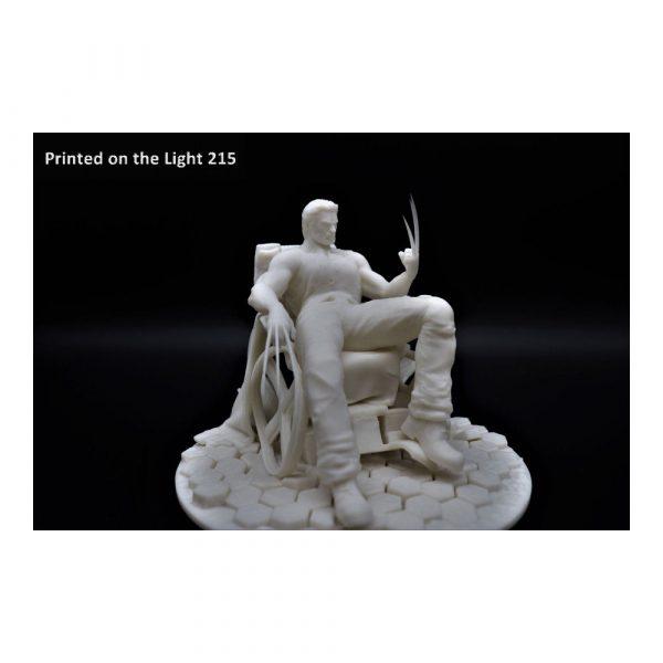 Light 215 LCD 3D Resin Printer