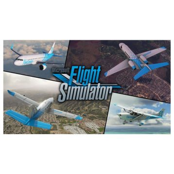Microsoft Flight Sim 2020 10th Gen RGB Gamer