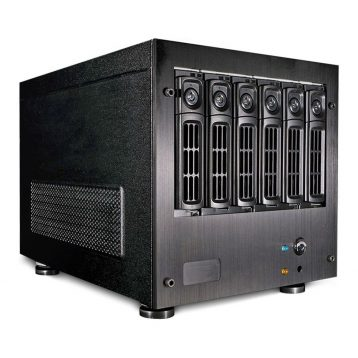Mini ITX 6 Drive NAS / File Server / HTPC 8th/9th Gen