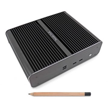 Mini Silent Intel PC 9th Gen Passive PC