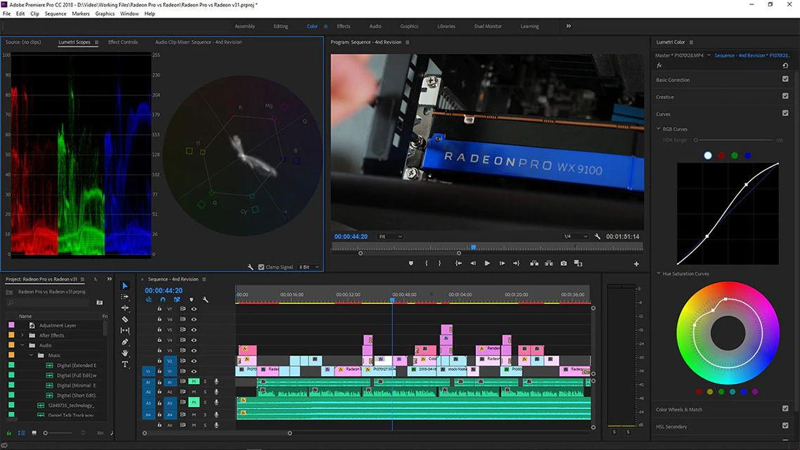 Threadripper Video Programs