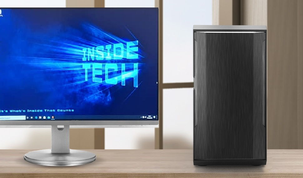 ULTIMATE SILENT PROFESSIONAL 10TH GEN OFFICE PC MICRO ATX Max 5.3GHz