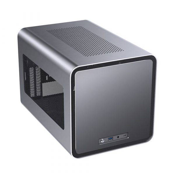 V8 Water Cooled 10th Gen Intel Mini ITX RTX 3080 Gaming PC