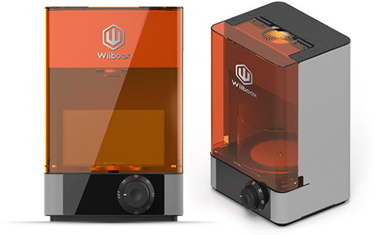 Wiiboox Light 130 LCD 3D Resin Printer