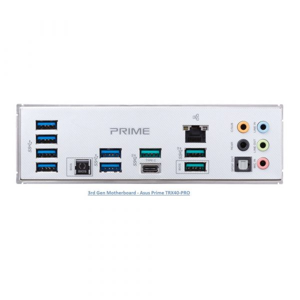 Worlds Smallest Ultimate Third Gen ATX Threadripper Workstation