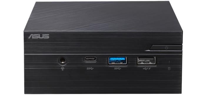Asus Fanless Mini PC Overview