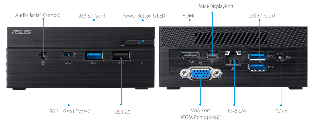 Stunning 4K UHD Resolution and Dual Display Possibilities