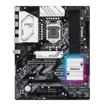 Asrock Z590 PRO4, Intel Z590, 1200, ATX, 4 DDR4, XFire, HDMI, DP, 2.5G LAN, 3x M.2
