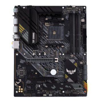 Asus TUF GAMING B550-PLUS, AMD B550, AM4, ATX, 4 DDR4, HDMI, DP, XFire, 2.5GB LAN, PCIe4, RGB Lighting, M.2
