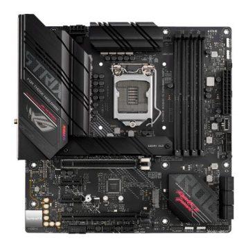 Asus ROG STRIX B560-G GAMING WIFI, Intel B560, 1200, Micro ATX, 4 DDR4, HDMI, DP, 2.5G LAN, AX Wi-Fi, RGB, 2x M.2