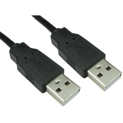 Spire USB 2.0 Type-A Cable, Male to Male, 1 Metre