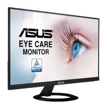 "Asus 23.8"" Frameless Eye Care IPS Monitor (VZ249HE), 1920 x 1080, 5ms, Ultra-slim, VGA, HDMI"