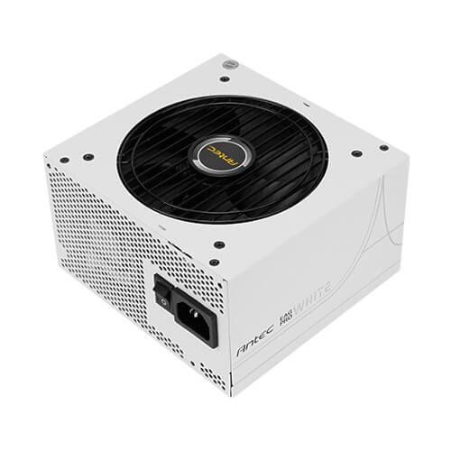 Antec 750W EA750G PRO WHITE EarthWatts Gold Pro PSU, Semi-Modular, 80+ Gold, Continuous Power