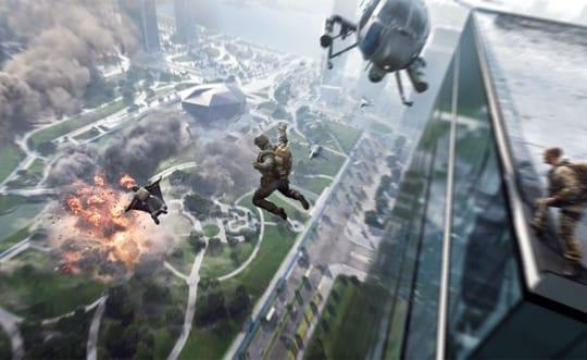 Battlefield 2042 PCs