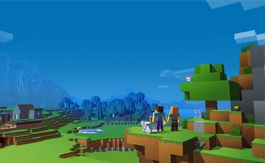 Minecraft PCs